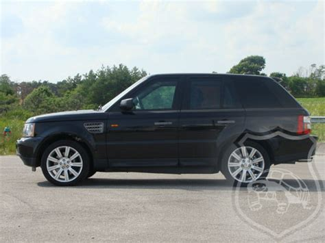 Ixo Land Rover Limited 799 armoured bullet proof 2008 range rover sport autos nigeria