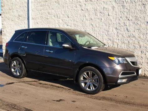 acura mdx cooled seats find used 10 mdx all wheel drive navigation heated cooled