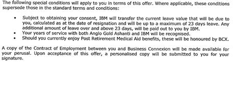 labour law section 197 i have been outsourced on a section 197 transfer to from
