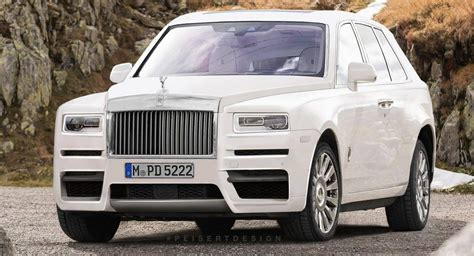 rolls royce cullinan price rolls royce cullinan gets rendered based on photos