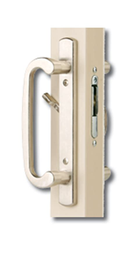 plated keyed patio door handle parts store