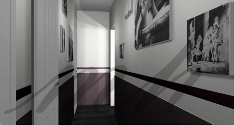 Deco Pour Un Couloir by Quelques Conseils Pour Am 233 Nager Un Couloir Picadilist