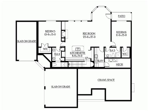 house with in suite house plan 2017