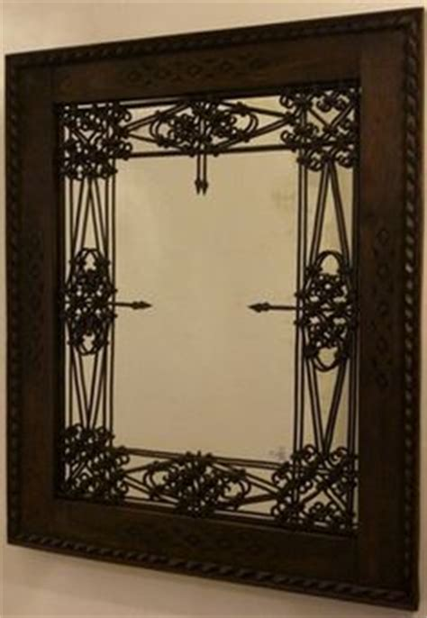 wrought iron bathroom mirrors 1000 images about wrought iron mirrors on pinterest