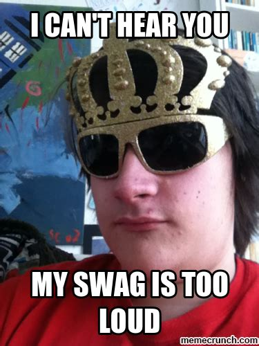 Swag Meme - swag me