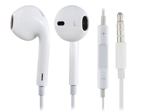 Kitchen Islands Canada by 3 5mm Plug Earbuds Earphone With Remote Mic Amp Volume For