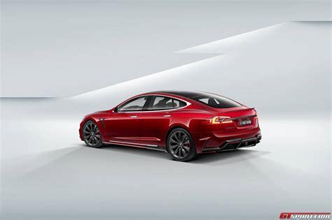 Tesla Model S Design Official Larte Design Tesla Model S Gtspirit