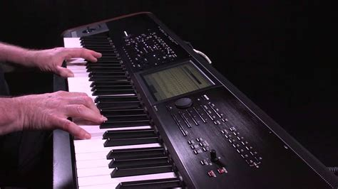 The New Korg Kronos Video Manual Part 5 Audio Recording