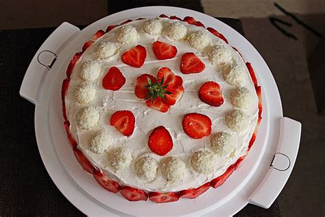 raffaello kuchen rezept kuchen rezept raffaello torte beliebte rezepte f 252 r