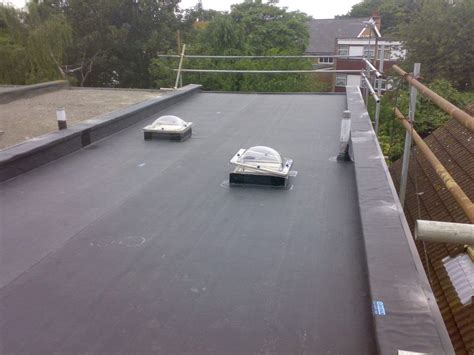 new epdm flat roof installed commercial roofing chicago and suburbs contractor for installation of tpo epdm and coatings