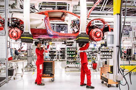 Ferrari Hq Maranello by Ferrari Headquarters In Maranello Italy Hiconsumption