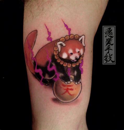 red panda tattoo tumblr red panda tattoo www imgkid com the image kid has it