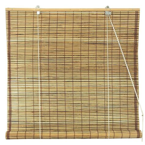 bamboo window covering furniture bamboo roll up blinds 36