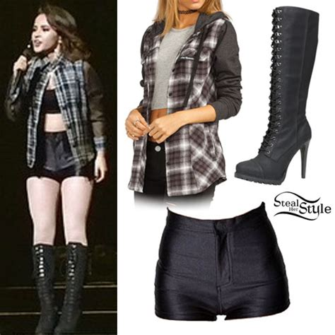 Becky G Wardrobe by The Gallery For Gt Becky G Swag