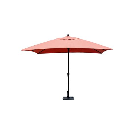 11ft Patio Umbrella Patio Umbrella 11 Ft X 8 Ft Rectangle Krt Concepts Patio Furniture