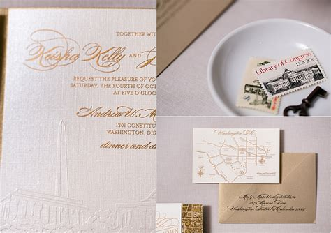 washington dc themed wedding invitations gourmet invitations - Wedding Invitation Washington Dc