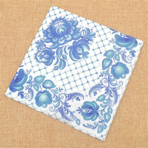 printable paper napkins floral printed paper napkins decoupage serviette party