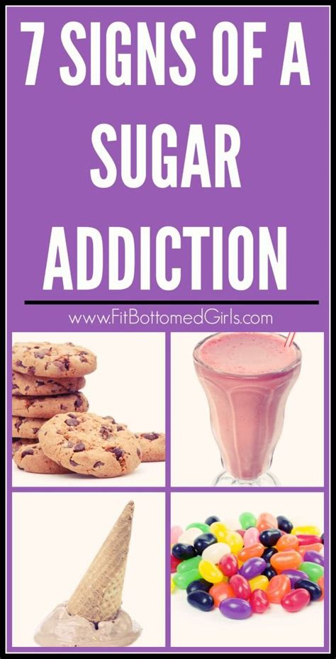 Detox Symptoms From Quitting Sugar by The 7 Signs Of A Sugar Addiction Via Fitbottomedgirl