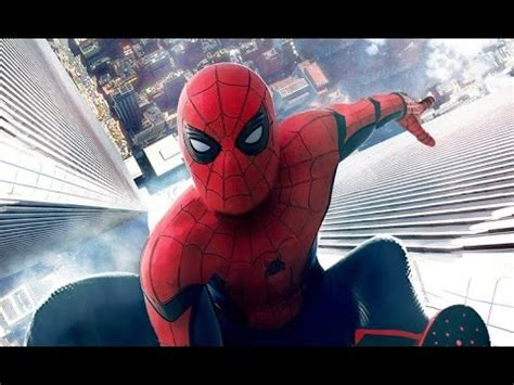 film marvel rilis 2017 marvel s spider man movie trailer 2 fan edit youtube