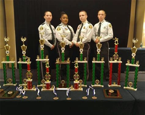 14 308 Pinellas County Sheriff Bob Gualtieri Hosts by 16 153 Explorer Post 900 Finishes 2nd Place Overall At 2016 Florida Association Of