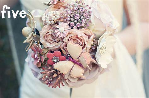Handmade Wedding Bouquets - handmade wedding bouquets emmaline