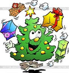 clipart christbaum weihnachtsbaum mit geschenken clipart 25