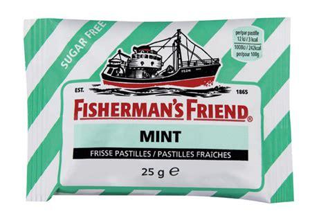 Fishermans Friend Strong Mint 25gr fisherman s friend mint sugarfree 25gr lekkerland