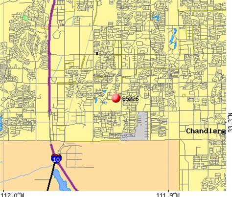 zip code map chandler az pin chandler arizona zip code map on pinterest
