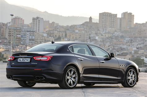 Pictures Of Maserati by Image Gallery Maserati Quattroporte