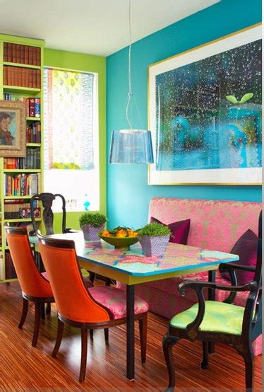 delicious dining rooms  nooks part ii