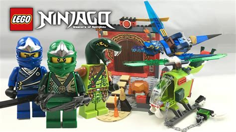 Diskon Lego 10725 Juniors Ninjago Lost Temple lego ninjago lost temple 2016 set review 10725