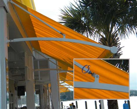 Sunset Awning by Inside The Renaissance Metal Fabrication Work Journal