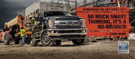 ford commercial 2017 2017 ford 174 super duty 174 pickup truck the strongest