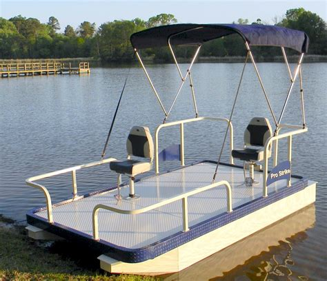 mini boat homemade homemade mini pontoon boat www pixshark images
