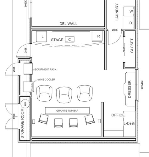 home theater floor plan home theater plans smalltowndjs