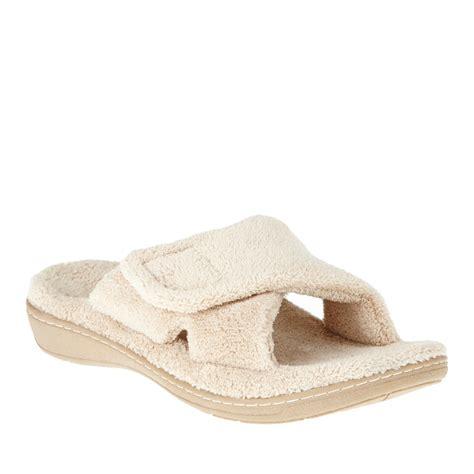 orthaheel relax slipper vionic relax orthaheel orthotic slippers 10 ebay