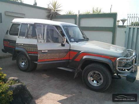 1986 Toyota Land Cruiser Toyota Land Cruiser Cars For Sale In Islamabad Verified