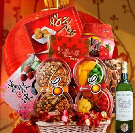 chinese new year cards chinese new year gift baskets
