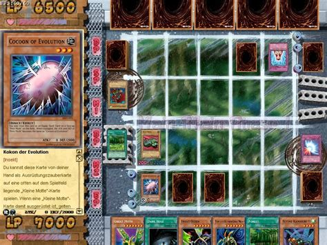 yugioh insekten deck yu gi oh power of chaos joey the duell 15