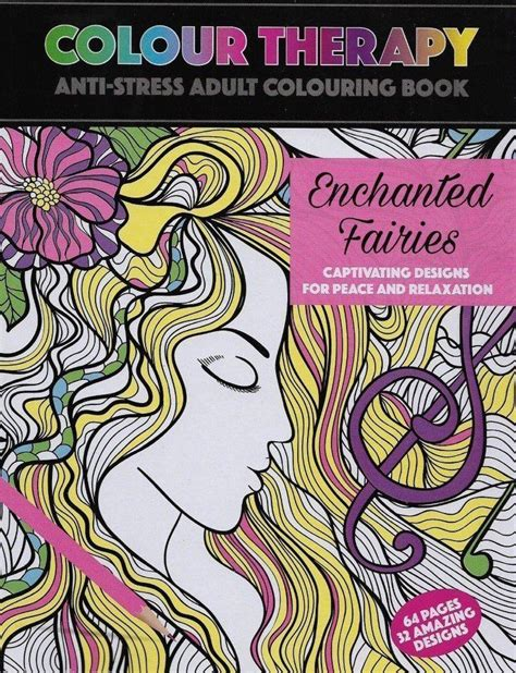 colour therapy anti stress colouring book uk colouring colour therapy anti stress 64 page a4 book