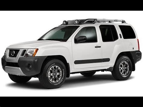 nissan xterra lifted white image #171