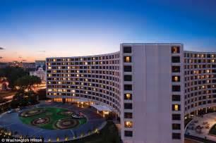 william hanson on how washington hotels host presidents
