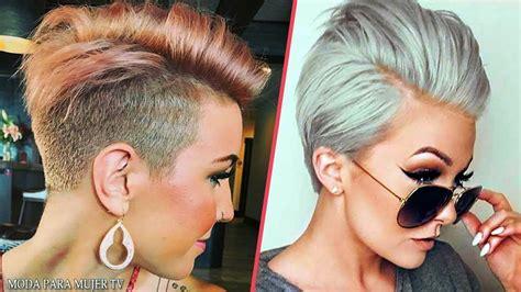 fotos de cortes corto de mujer 2016 cortes de cabello corto para mujer 2017 2018 cortes de