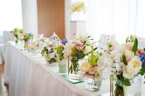 flower on table best wedding ideas dreamy white flower wedding centerpices theme wedding flowers table