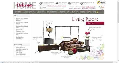 home decor online shopping malaysia the best online shopping portals for home decor in malaysia