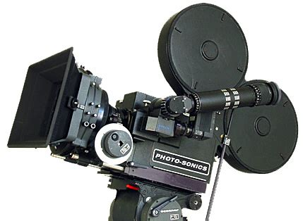 thin blue line: 35mm film camera