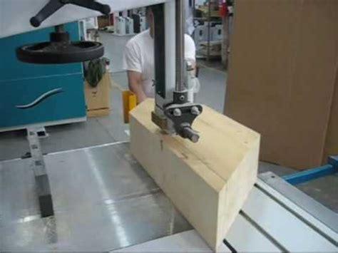 sliding bandsaw table youtube