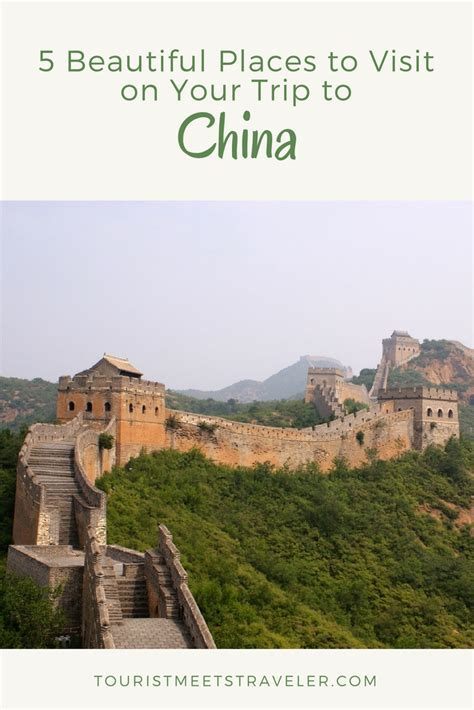 5 beautiful places to visit on your trip to china