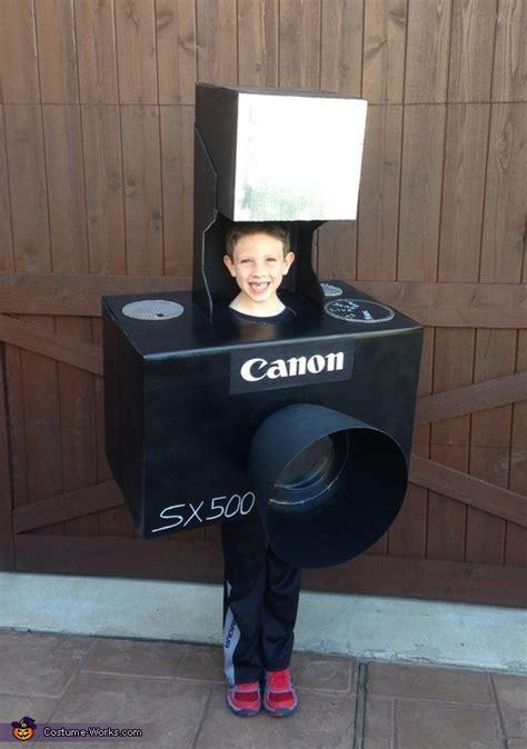 cheese camera halloween costume easy diy costumes
