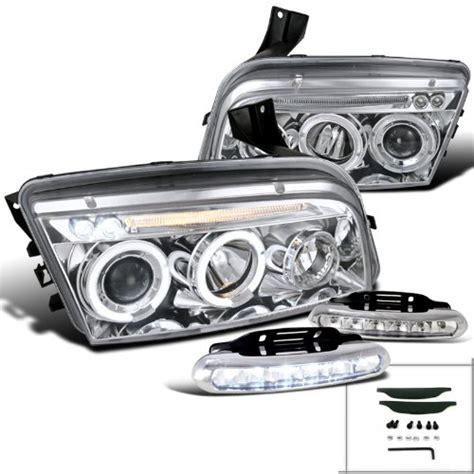 L Mobil Led Projector Lexus Rx330 2004 Diskon charger clear led halo projector headlights running daytime fog ls kononodreraaer